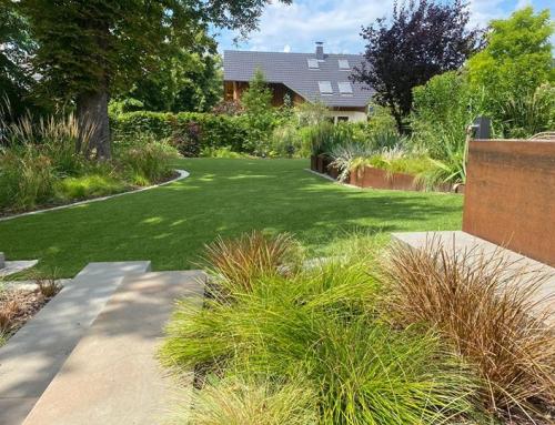 Royal Grass Lush – Mit Spaß an der Arbeit zum perfekten Garten.