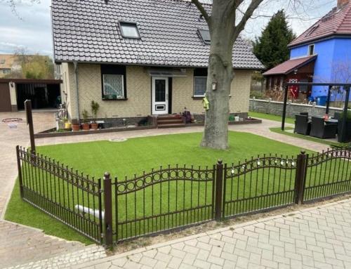Und wieder ein traumhafter Garten von TOP GREEN fertig gestellt